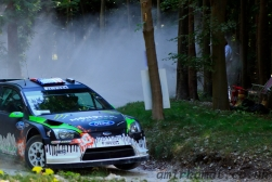 Ford Focus RS WRC, 2010