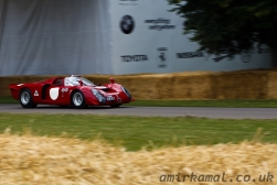 Alfa-Romeo Tipo 33/2 Daytona