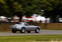 Jaguar E-Type Lightweight 'Low Drag'