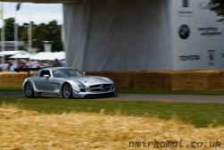 Mercedes Benz SLS GT3