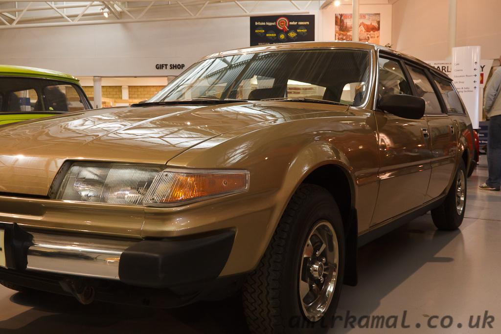 Rover SD1 Estate prototype