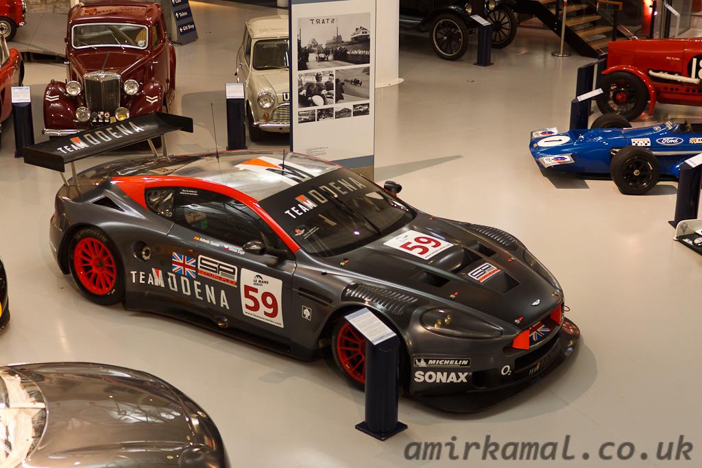 Aston Martin DBR9 (2005)
