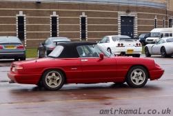 115 Series 4 Alfa Romeo Spider
