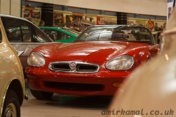 TVR based MGF prototype