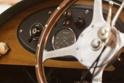 Morgan SuperSports Interior detail
