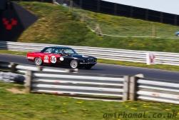 Kevin Doyle (Jaguar Classic Parts Jaguar Saloon/ JEC Jaguar XJS Championship)