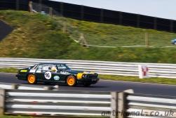 Terry Nicholls (Jaguar Classic Parts Jaguar Saloon/ JEC Jaguar XJS Championship)
