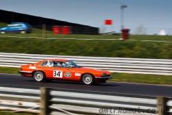 Bob Beecham (Jaguar Classic Parts Jaguar Saloon/ JEC Jaguar XJS Championship)