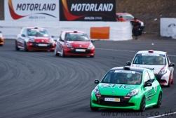 Very green Clio