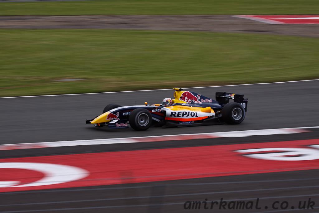 Jaime Alguersuari, Carlin Motorsport