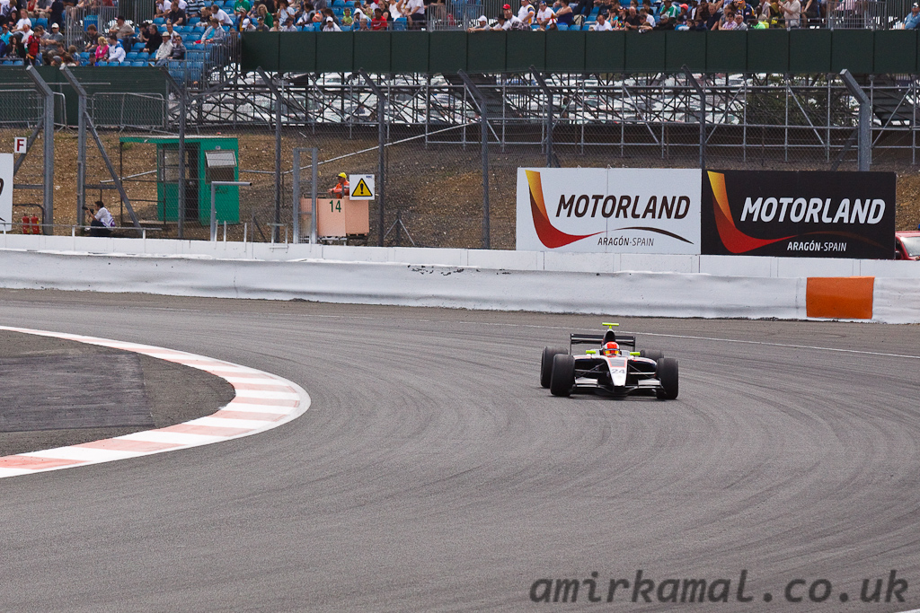 Federico Leo, Pons Racing